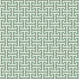 Two Color Greek Key All Over Wall Stencil
