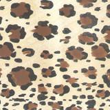 Leopard Print Wall Stencil by DeeSigns