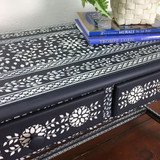 Indian Inlay Furniture Stencil Set 1