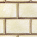 Beveled Blocks - Large Wall Stencil by The Mad Stencilist