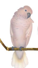 Preening Cockatoo by The Mad Stencilist