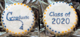 Graduation Cake and Cookie Stencils