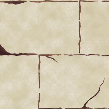 Stone Wall Stencil