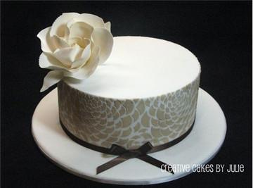 Camilla Rose - Top Tier Cake Stencil