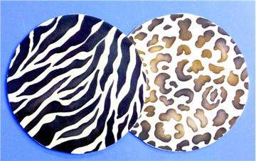 Animal Skins Cookie Stencil