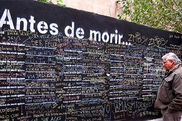 Antes de morir Heading - Spanish