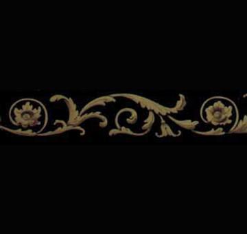 Renaissance Scroll - Medium by Jeff Raum