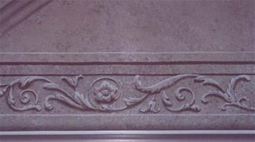 Renaissance Scroll - Medium by Jeff Raum SKU #JR05M