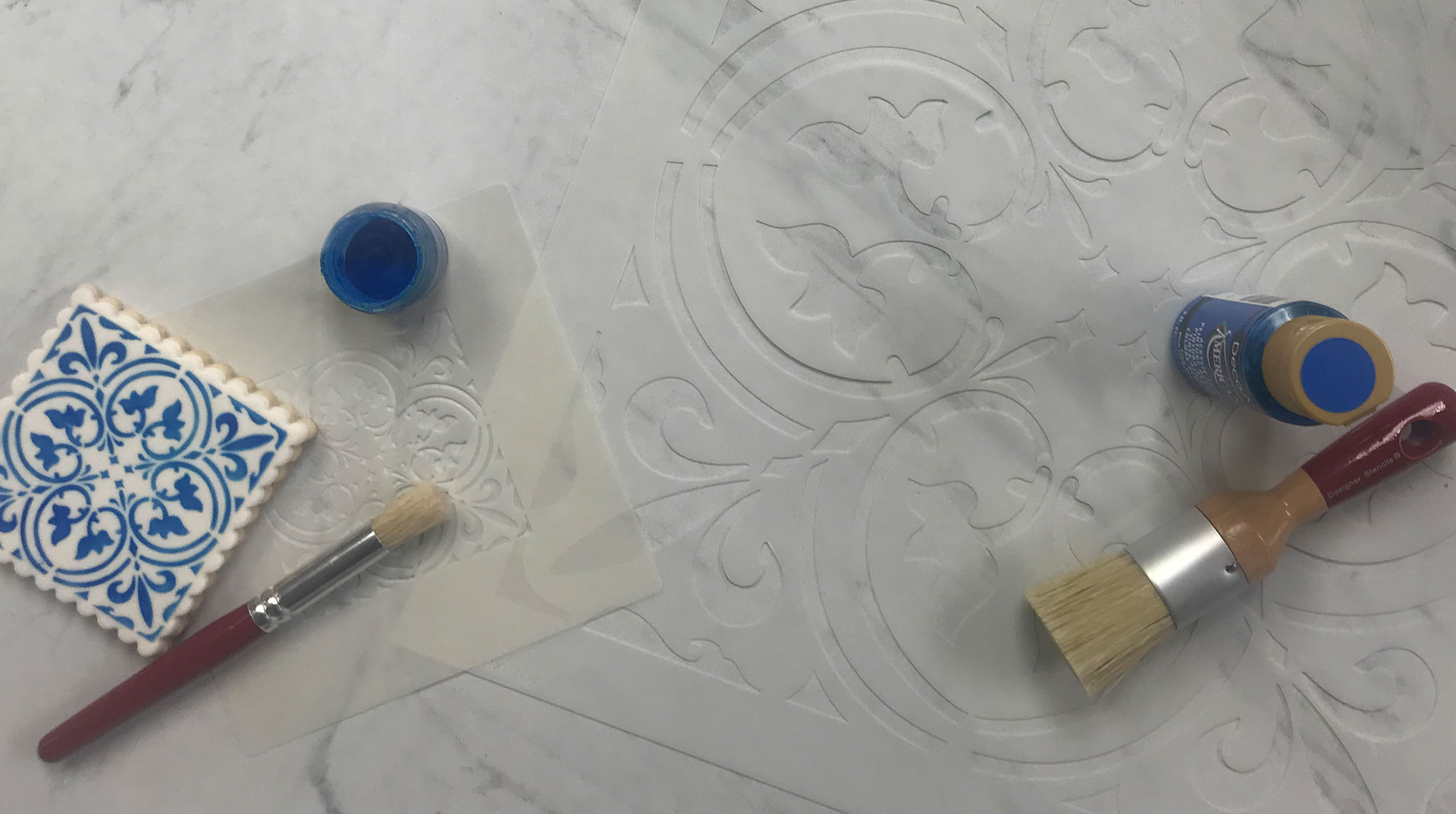 Design Like a Pro with Designer Stencils