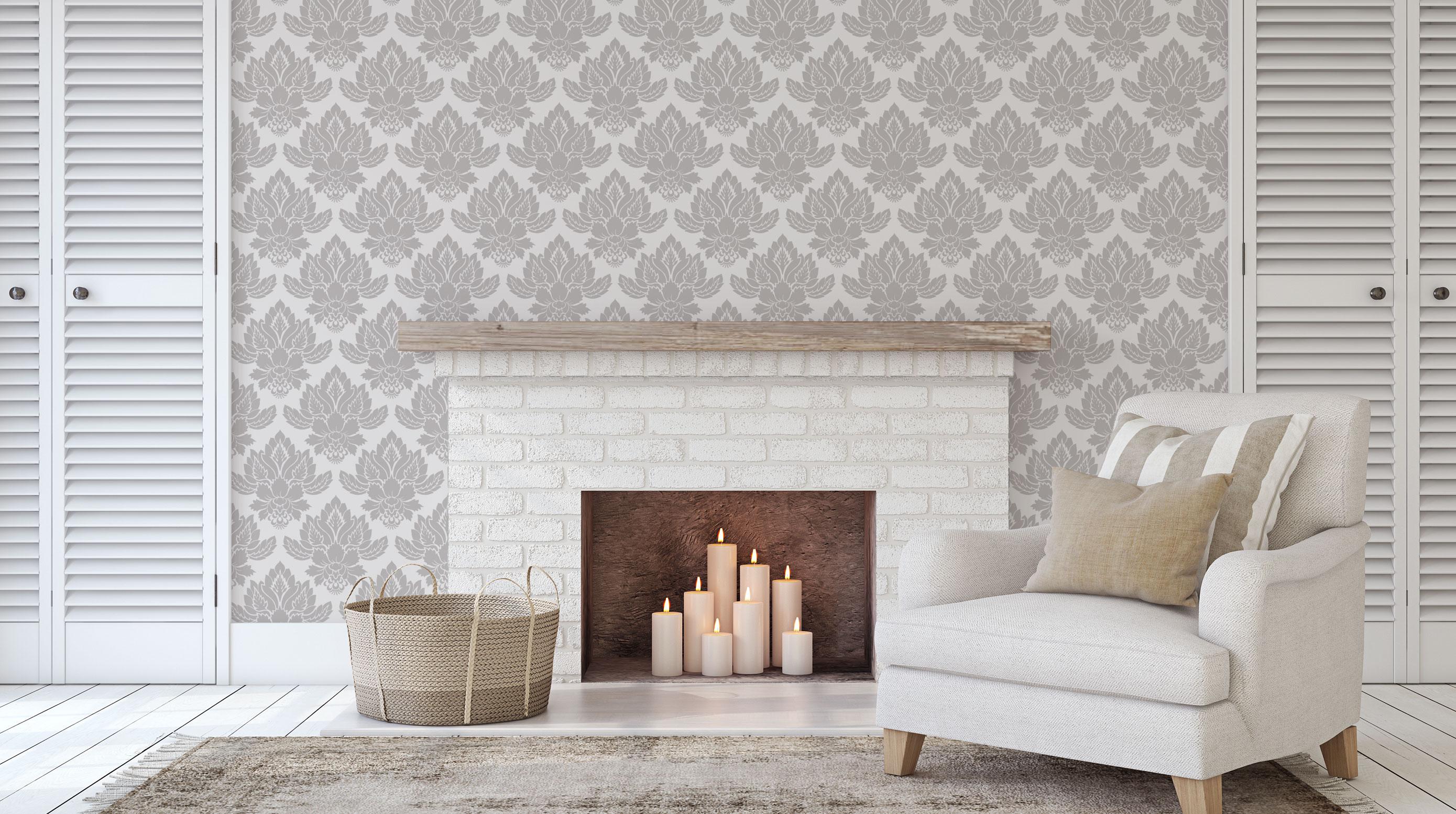 Transform Your Room with Designer Stencils