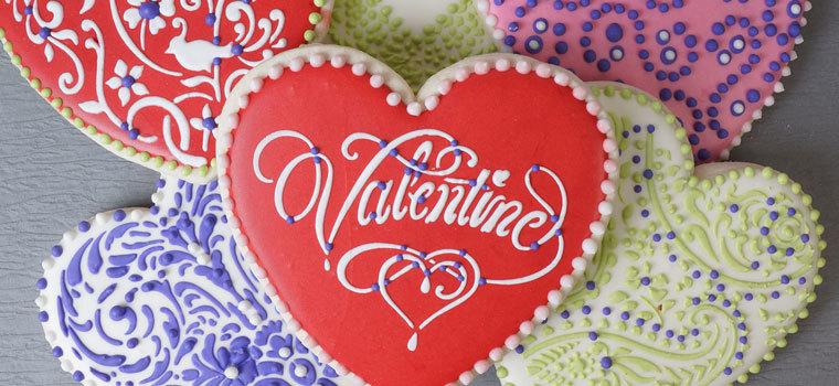 Valentine & Love Stencils