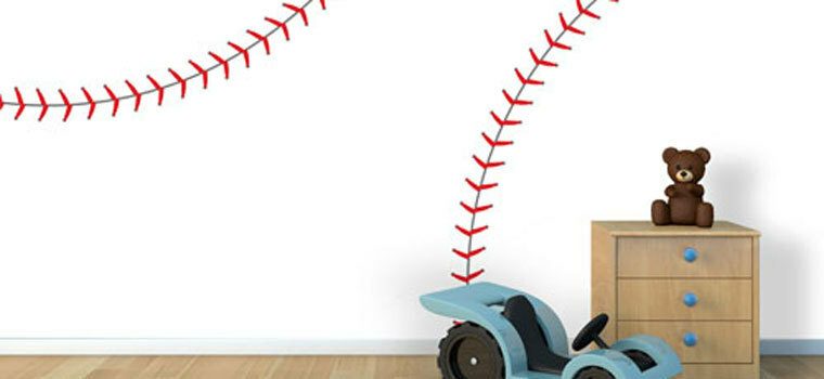 Sports and Hobby Wall Stencils
