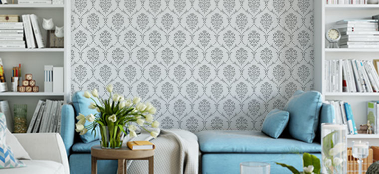 New Wall Stencil Designs
