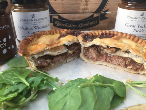 British Beef Steak Pie