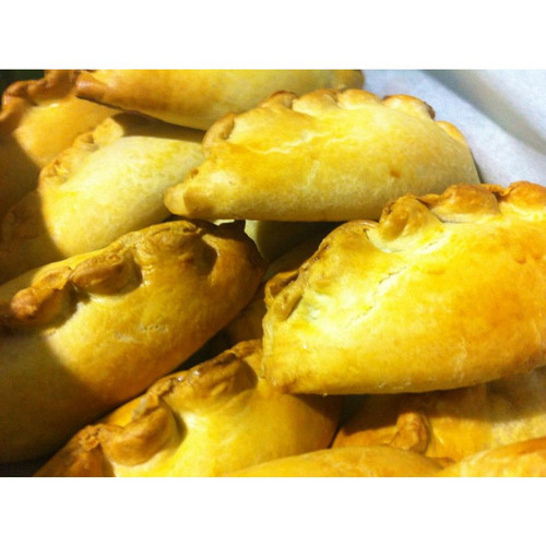 Beef and Vegetable Pasty