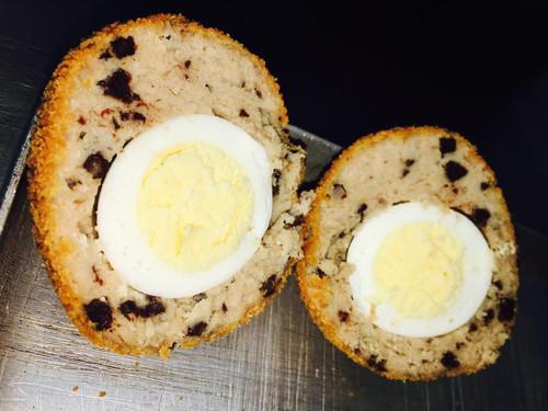 Black Pudding Gourmet Scotch Egg