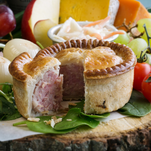 6oz (Approx) Pork Pie
