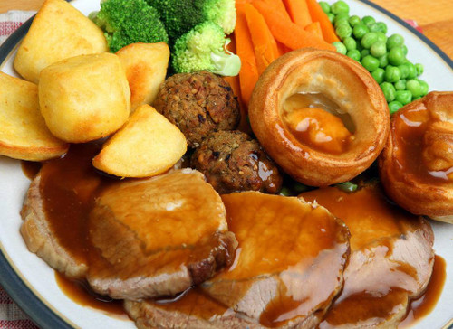 Roast Beef Sunday Carvery (roast)