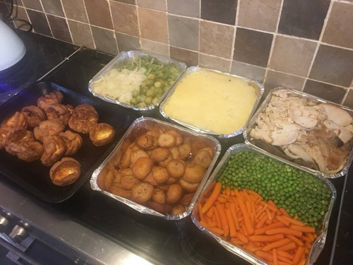 Roast Turkey Sunday Carvery (roast)