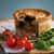 Steak and Local Ale Pie With Seasonal Veg (Approx 1lb)