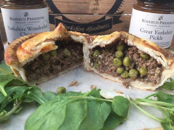 Lamb & Pea Pie