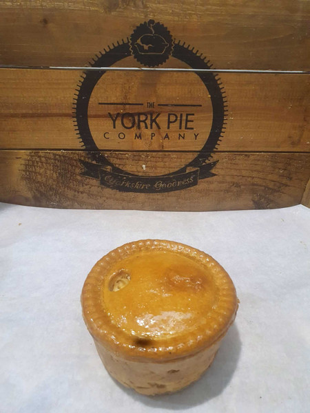 1lb Free Range Pork Pie