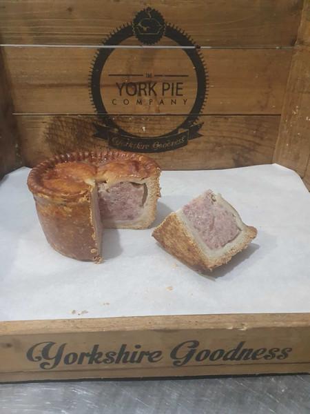 2lb Free Range Pork Pie