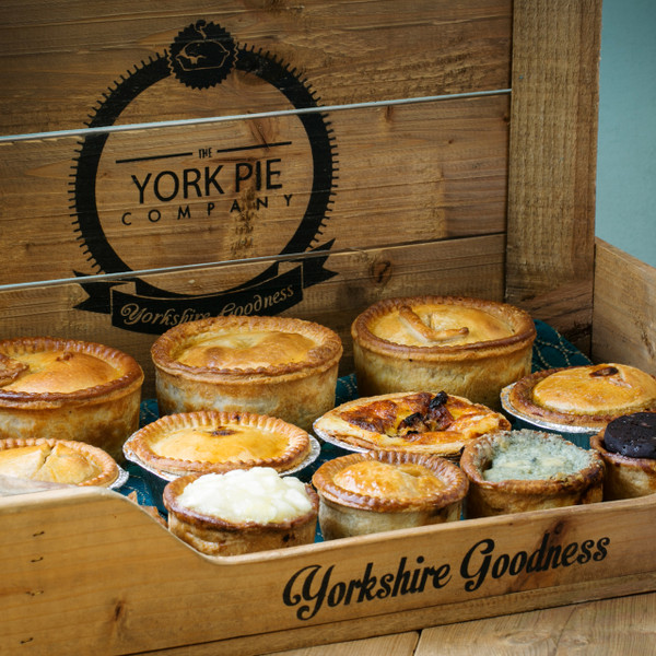 Weekly York Pie Box Delivery Included