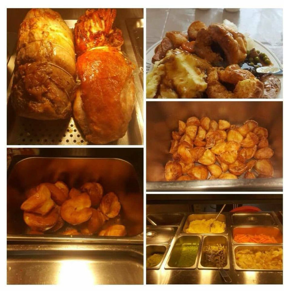 Roast Ham Sunday Carvery (roast)