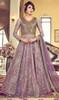 Pink Color Embroidered Net  Anarkali Suit