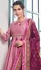 Pink Color Maslin Embroidered Anarkali Suit