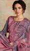 Cambric Cotton Printed Palazzo Suit in Multicolor