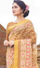 Multicolor Printed Cotton Saree