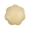 6 Pcs Nipple Covers Silicone Reusable Self Adhesive Bra Pad Pasties Breast Petals Flower FREE Eyeglass Pouch by Kaneesha - FREE SHIPPING