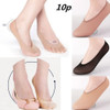 10 Pair No Show Liner Socks for Women Ultra Low Cut FREE Eyeglass Pouch by kaneesha -  FREE SHIPPING
