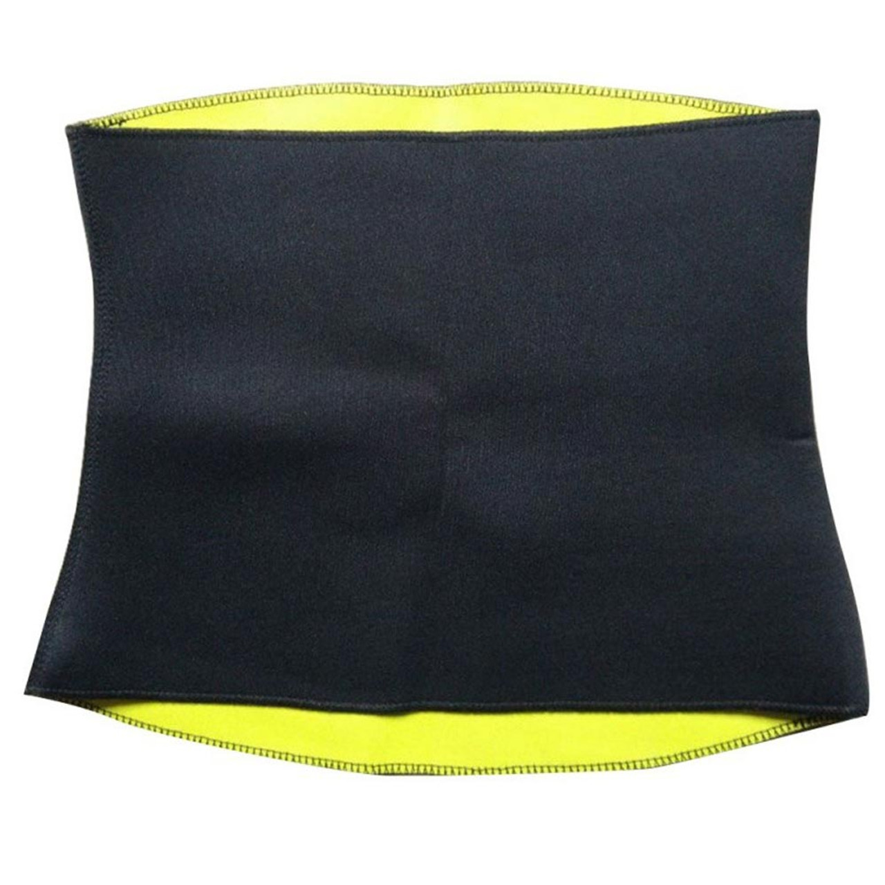 86e361962b7 Neoprene Belt Hot Neoprene Gym Waist Trainer Shaper Sweat Slimming Belt  Waist Cincher Girdle Weight Loss Women   Men FREE Shipping. -  www.kaneesha.com