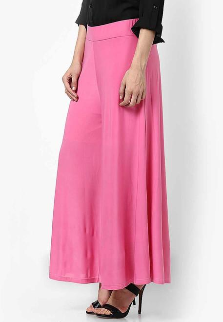Pink Palazzo Pants