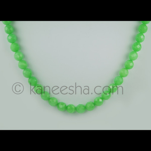 Colorful Spring Romance' Single-Strand Necklace