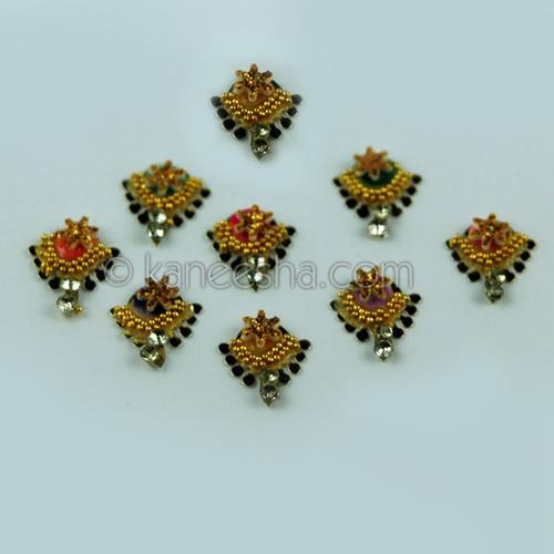 Unique Jeweled Bindis