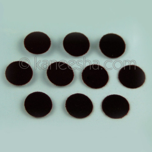 Round Dots Tradition Maroon (Bindis)