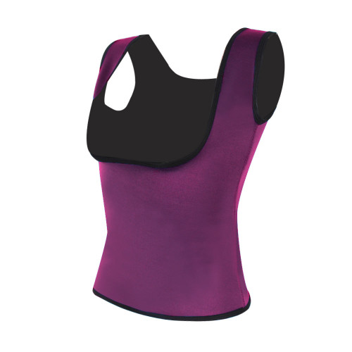 Purple Waist Trainer for Women Neoprene Body Shaper for Gym Workout Waist Training FREE Shipping.