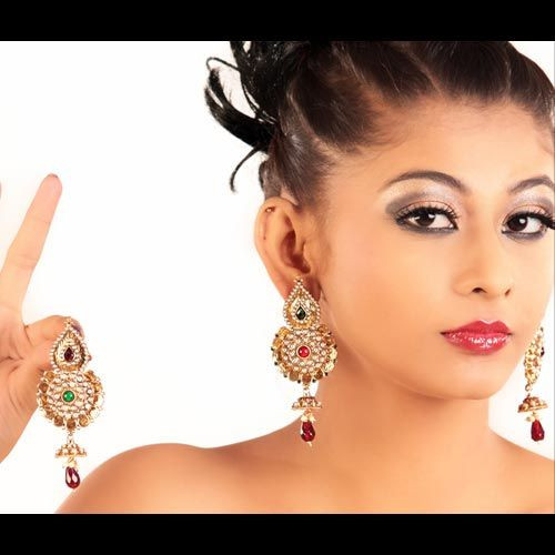 Magnificent Multi Indian Traditional Earrings
