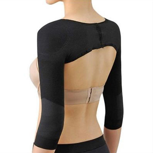 Arm Shaper for Slim Arms Shapewear Arm Tights Posture Corrector for Women Free Sleep Mask by Kaneesha - FREE SHIPPING