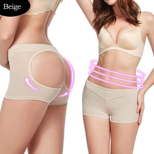 Butt Lifter Panties for Butt Enhancement Firm Control Shapewear Shaper Panty by Kaneesha - FREE SHIPPING