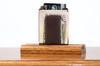 Magnetic Clip Wallet Black Bridle
