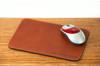 Mousepad Chestnut Bridle