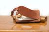 Bag Tag Chestnut Bridle