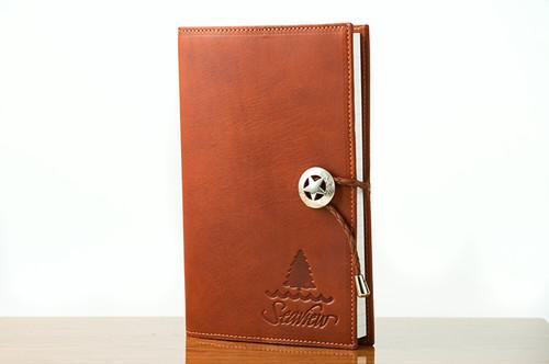 Journal Chestnut Bridle