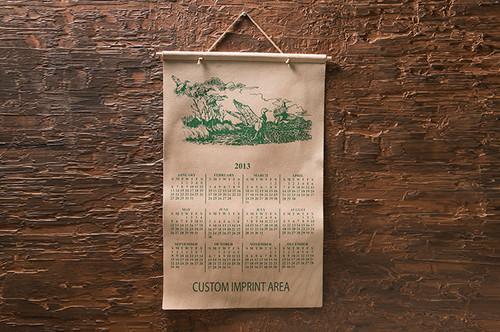 """Calendar 17"""" W x 27"""" H"""