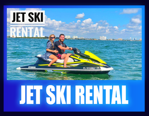 Extreme Jet Ski Rental